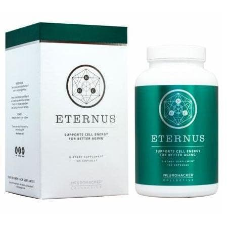 Neurohacker Collective Eternus - 160 capsules (28 day supply)