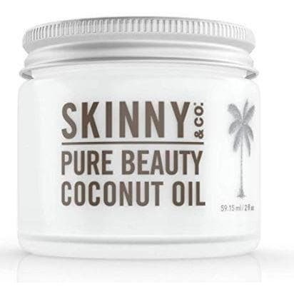 Skinny Coconut Oil -Pure Beauty Coconut Oil - 2 oz.