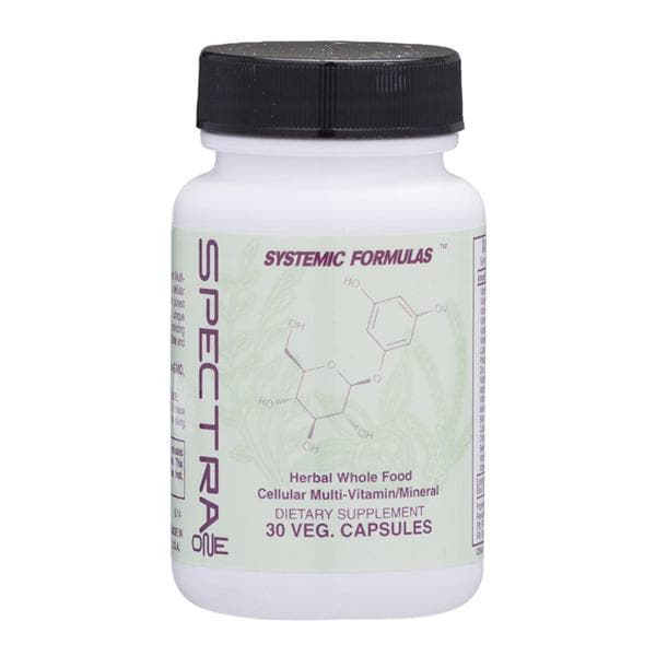 Systemic Formulas: #870 - SPECTRA 1 - MULTI-VITAMIN/MINERAL