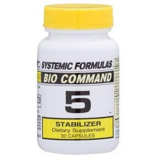 Systemic Formulas: #5 - STABILIZER