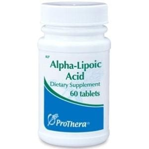 Alpha Lipoic Acid - 100 mg, 60 capsules