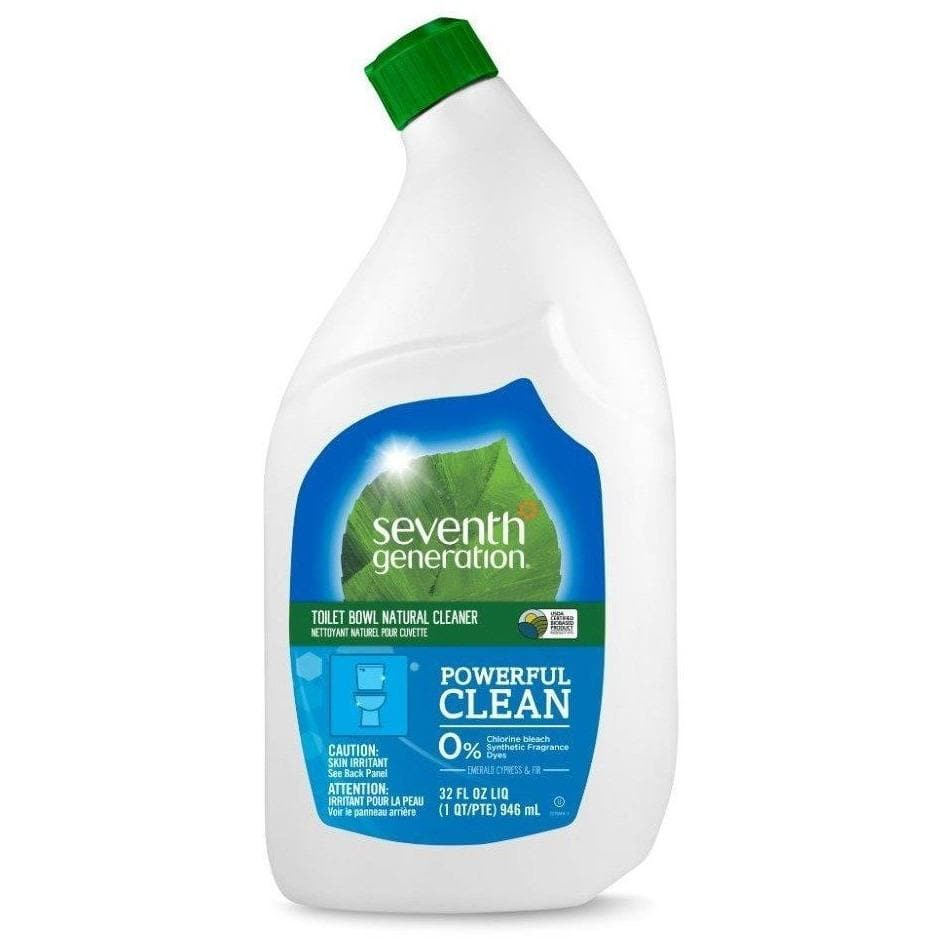 Seventh Generation Toilet Bowl Natural Cleaner 32 oz