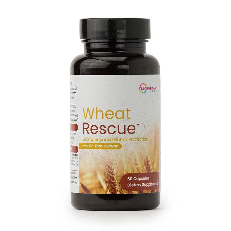 MicroBiome Labs - Wheat Rescue - 60 capsules
