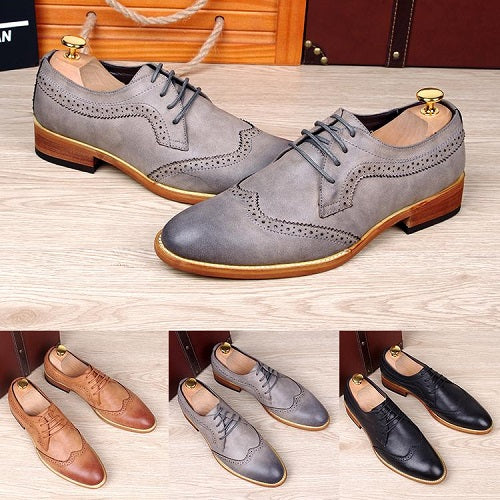 Guide for selecting the correct men's shoes when shopping online