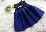 Neoprene new space cotton elastic force high waist skirts pleated skirt women tutu skirt casual - CelebritystyleFashion.com.au online clothing shop australia
