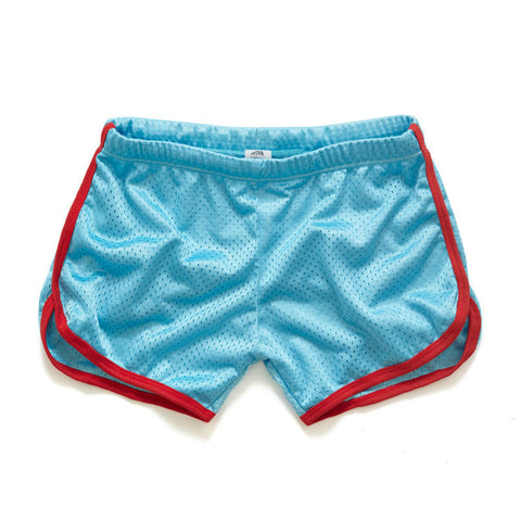 Fashion Classic Solid Mesh Men's Shorts Fast Dry Retailer Men's Trunks AMC11 Summer Elastic Waist Cool Men's Shorts - CelebritystyleFashion.com.au online clothing shop australia