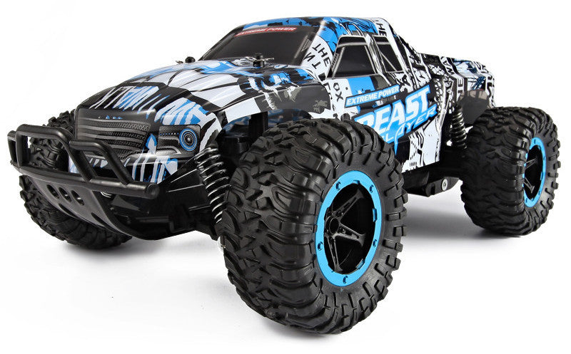 MM2611 EUMotors Drive High Speed SUV CAR RC Car 4CH Rock Crawlers Driving Car Hummer Toy Car Model Off-Road Vehicle Toy