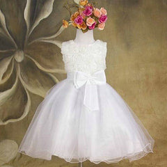 High Quality Summer Baby Girl Dress 3~7 Year Birthday Dresses for Infant Babys Girls Chirstening - CelebritystyleFashion.com.au online clothing shop australia