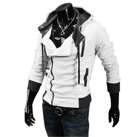 Fashion Hooded Men Plus Size Sweatshirt hip hop Off white Jacket Casual Sportswear harajuku jacket Hoody cheap clothes china SL - CelebritystyleFashion.com.au online clothing shop australia