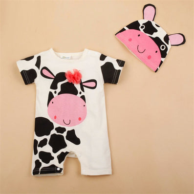 Baby Boy Rompers Summer Baby Girl Clothing Sets Short Sleeve Newborn Baby Clothes Roupa Bebes Infant Jumpsuit Baby Boys Clothes - CelebritystyleFashion.com.au online clothing shop australia