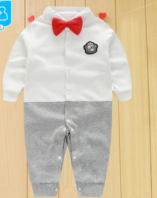 33e27ba50 Baby Rompers Children Autumn Clothing Set Newborn Baby Clothes ...