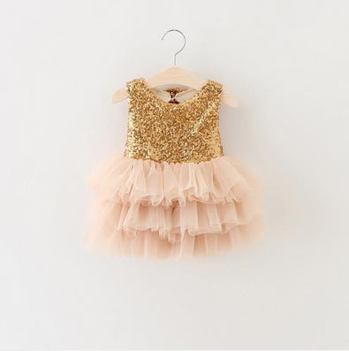 Retail Girl's summer fasion sequins bowknot dress , costumes kids , girls tutu dress , BW22 - CelebritystyleFashion.com.au online clothing shop australia