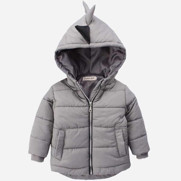 Boys' Baby Clothing Jackets & Coats Spring And Autumn Boys Dinosaur Cartoon Monster Jackets In Childrens Windproof Jacket Mens Baby Jacket Girls Trench Bebe