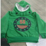 Cartoon 6 8 Baby Boys Girls Kids Coat Hoodie Jacket Sweater Pullover Outwear - CelebritystyleFashion.com.au online clothing shop australia