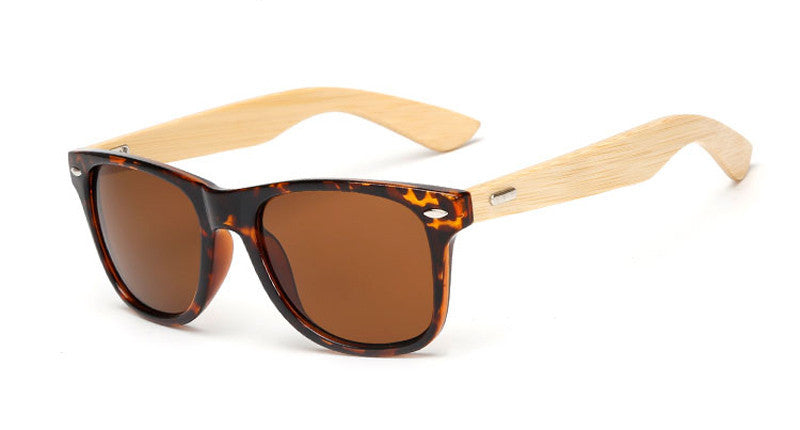 wood KP1501 C416 color Wood Sunglasses Men women square bamboo Women for women men Mirror Sun Glasses Handmade