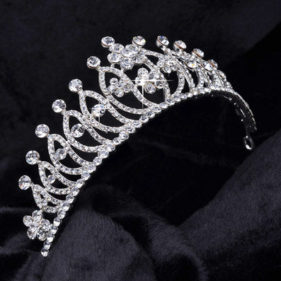 Tiaras and Crowns Wedding Tiara Bridal Crown wedding tiaras for brides - CelebritystyleFashion.com.au online clothing shop australia