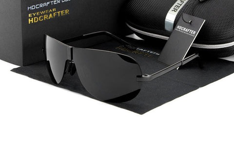 Fashion Polarized Outdoor Driving Sunglasses for Men glasses Brand Designer with High Quality 4 Colors - CelebritystyleFashion.com.au online clothing shop australia