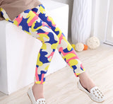 Baby Kids Childrens printing Flower Toddler Classic Leggings girls pants Girls legging 2-14Ybaby girl leggings - CelebritystyleFashion.com.au online clothing shop australia