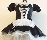 Plus Women Sexy Late Nite French Maid Costume Sexy Women Exotic Servant Cosplay Dress - CelebritystyleFashion.com.au online clothing shop australia