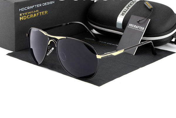 9bcc25a426b High Quality Brand Designer Cool Polarized Men Sunglasses UV Protect Sun  Glasses