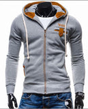 Hoodies Men Sudaderas Hombre Hip Hop Mens Brand Cowl Spell Color Trend Hoodie Sweatshirt Slim Fit Men Hoody XXL - CelebritystyleFashion.com.au online clothing shop australia