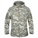 Army Camouflage Coat Military Jacket Waterproof Windbreaker Raincoat Clothes Army Jacket Men Jackets And Coats - CelebritystyleFashion.com.au online clothing shop australia
