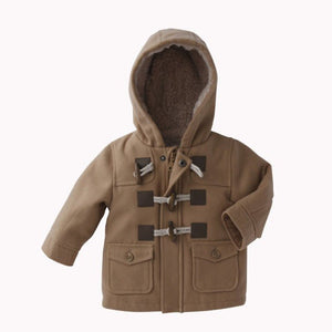 New baby Boys Children outerwear coat fashion kids jackets for Boy girls Winter jacket Warm hooded children clothing - CelebritystyleFashion.com.au online clothing shop australia