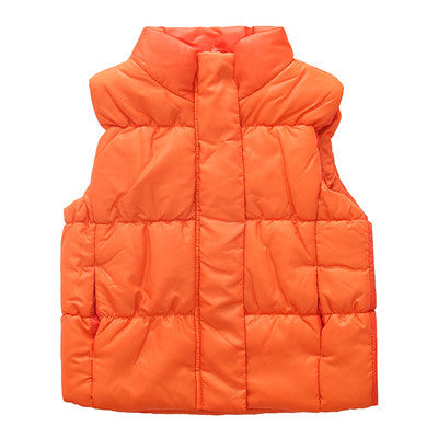 8b1658a45 Boys Girls Vest Baby Boys Jackets Baby Girls Coats Children's Jacket Spring  Autumn Baby Boys Girls