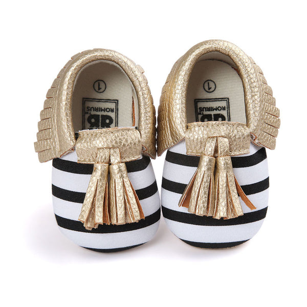55ed7830dbba1 ... shoe. Fashion New Styles Suede PU Leather Infant Toddler Newborn Baby  Children First Walkers Crib Moccasins Soft