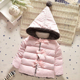 High quality new winter clothes kids outerwear baby girls parkas fashion Snow Wear babys Hoodies clothing - CelebritystyleFashion.com.au online clothing shop australia