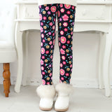 New Winter Girls leggings Children kids Pants Plus Velvet Thick Warm Pants Kids Trousers children's clothing bobo choses - CelebritystyleFashion.com.au online clothing shop australia