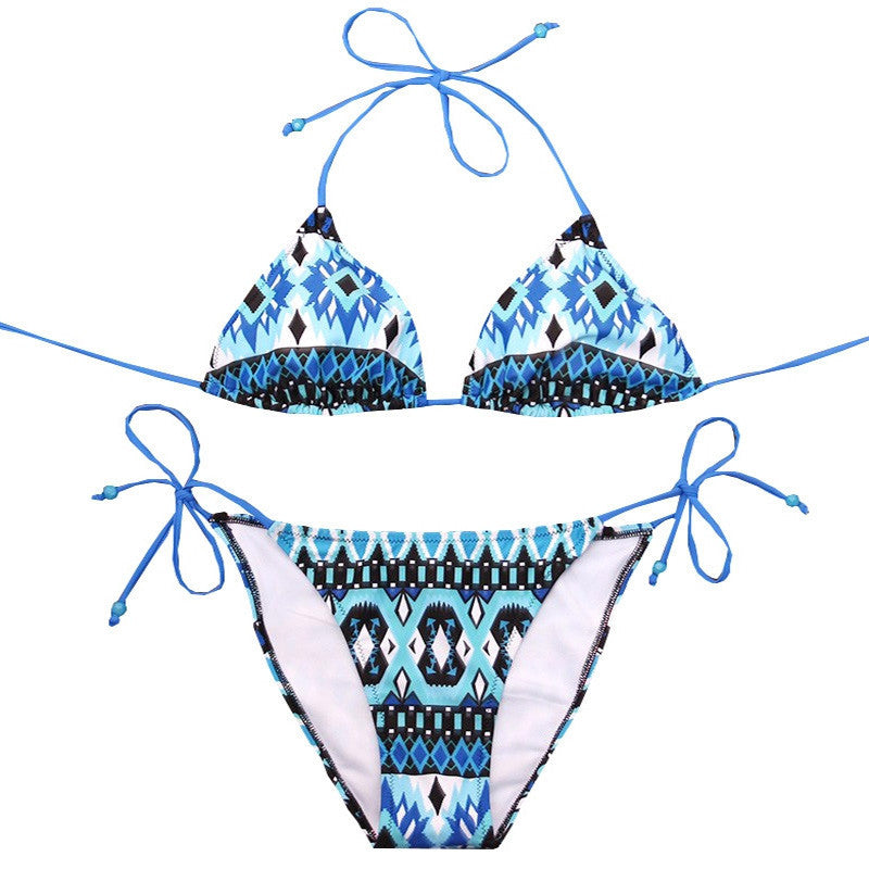 2 / LArrival Sexy Bikinis Women Swimsuit Push Up Swimwear Summer Beach Wear Printed Brazilian Bikini Set Bathing suits Swim Wear