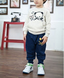 Cotton Kids Boys Pants Smiling Boys Harem Pants Boys Clothes Sports Casual Boys Trousers - CelebritystyleFashion.com.au online clothing shop australia