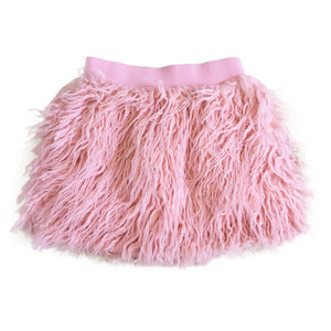 Princess Style Baby Girls Tutu Skirts Girl Pink Tassel Tutus For Party Children Spring Summer Pettiskirts Kids Casual Clothing - CelebritystyleFashion.com.au online clothing shop australia