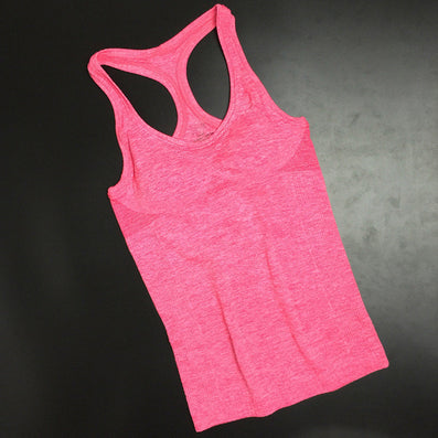 Active Fashion style tank top quick dry Ladies Camis Fitness Tanks - CelebritystyleFashion.com.au online clothing shop australia