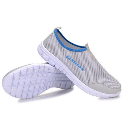 Summer Casual Shoes Male Lazy Network Shoes Men Foot Wrapping Breathable Shoes Drop Shipping Size 46 XMR199 - CelebritystyleFashion.com.au online clothing shop australia