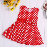 new brand fashion cotton print girl dress baby girls princess dresses kids dress children clothes - CelebritystyleFashion.com.au online clothing shop australia