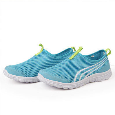 New Men&Women Fashion Casual Summer Zapato Casual Breathable Mesh Zapatillas Shoes For Women - CelebritystyleFashion.com.au online clothing shop australia