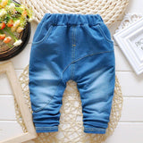 High quality fashion kids harem pants 1-4 year children boys / girls jeans baby boy pants - CelebritystyleFashion.com.au online clothing shop australia