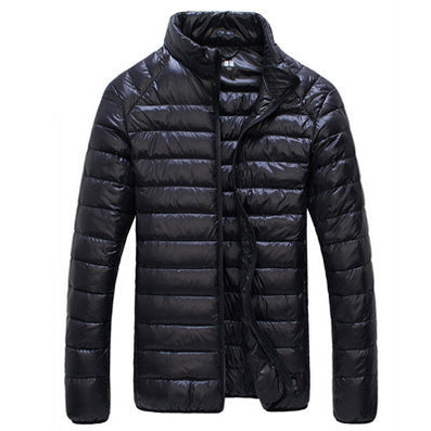 New Ultralight Men 90% White Duck Down Jacket Winter Duck Down Coat Waterproof Down Parkas Outerwear - CelebritystyleFashion.com.au online clothing shop australia