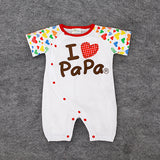 Baby Rompers Animal Cartoon Cotton Baby Wear Summer Short-Sleeved Infant Jumpsuit Boy Girl Baby Clothing Newborn Bebe Bib Romper - CelebritystyleFashion.com.au online clothing shop australia
