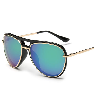 Classic Sunglasses Women Oversized Coating Mirror Driving Sun Glasses For Women UV400 - CelebritystyleFashion.com.au online clothing shop australia