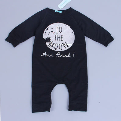 Menoea Baby Boys Girls Romper Infant Cute Cartoon Long Sleeve Jumpsuit Toddler Cartoon Clothing Sets New born Baby Clothes +Pant - CelebritystyleFashion.com.au online clothing shop australia