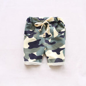 summer Fashion Children's Clothing Kids Boy Camouflage Army Harem Shorts Pants Sport Camo Cargo Cross Trousers - CelebritystyleFashion.com.au online clothing shop australia