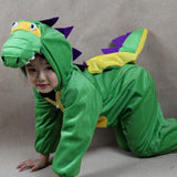 Cartoon Children Kids Animal Costume Cosplay Clothing Dinosaur Tiger Elephant Halloween Animals Costumes Jumpsuit for Boy Girl - CelebritystyleFashion.com.au online clothing shop australia