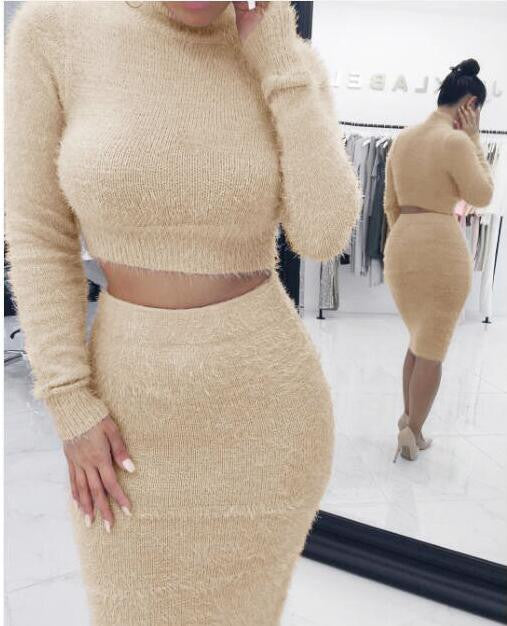 bbce9cfd4c7d2 Autumn Winter Sweater Women Pullovers Knitted Casual Cashmere Sweaters  V-Neck Loose Pullover Long Sleeve