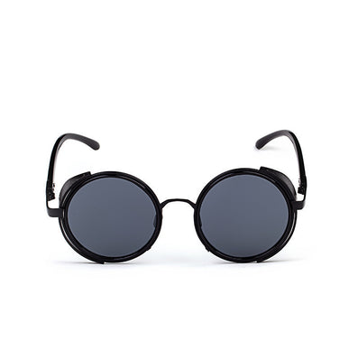 Steampunk Retro Coating Mens Vintage Round Sunglasses Men Women Brand - CelebritystyleFashion.com.au online clothing shop australia