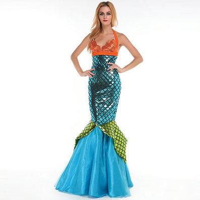 Adult Fantasia Mermaid Tail Costume Sexy Adult Ariel Mermaid Costume for Girl - CelebritystyleFashion.com.au online clothing shop australia