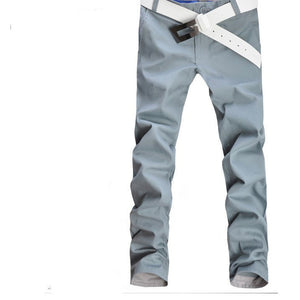 men pants fashion casual pants men new design high quality cotton mens pants 12 colors size 28~36 - CelebritystyleFashion.com.au online clothing shop australia