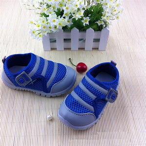 Boys Girls Shoes Blue Pink Color For Kids, Breathable Running Children Sneakers Air Mesh Casual Kids Shoes For Boys Girls - CelebritystyleFashion.com.au online clothing shop australia